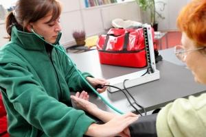 Ledax, Domácí ošetřovatelská a hospicová péče